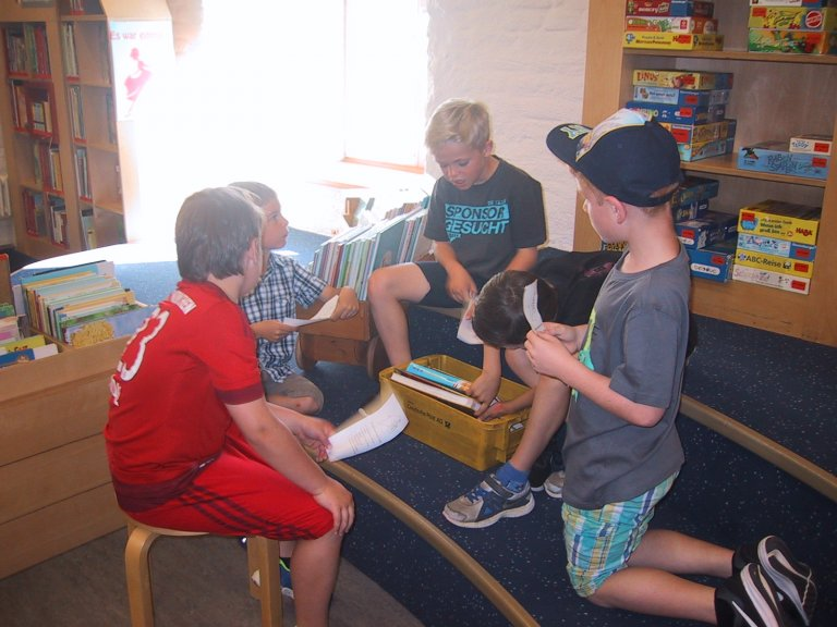 Bibliotheksgespenster